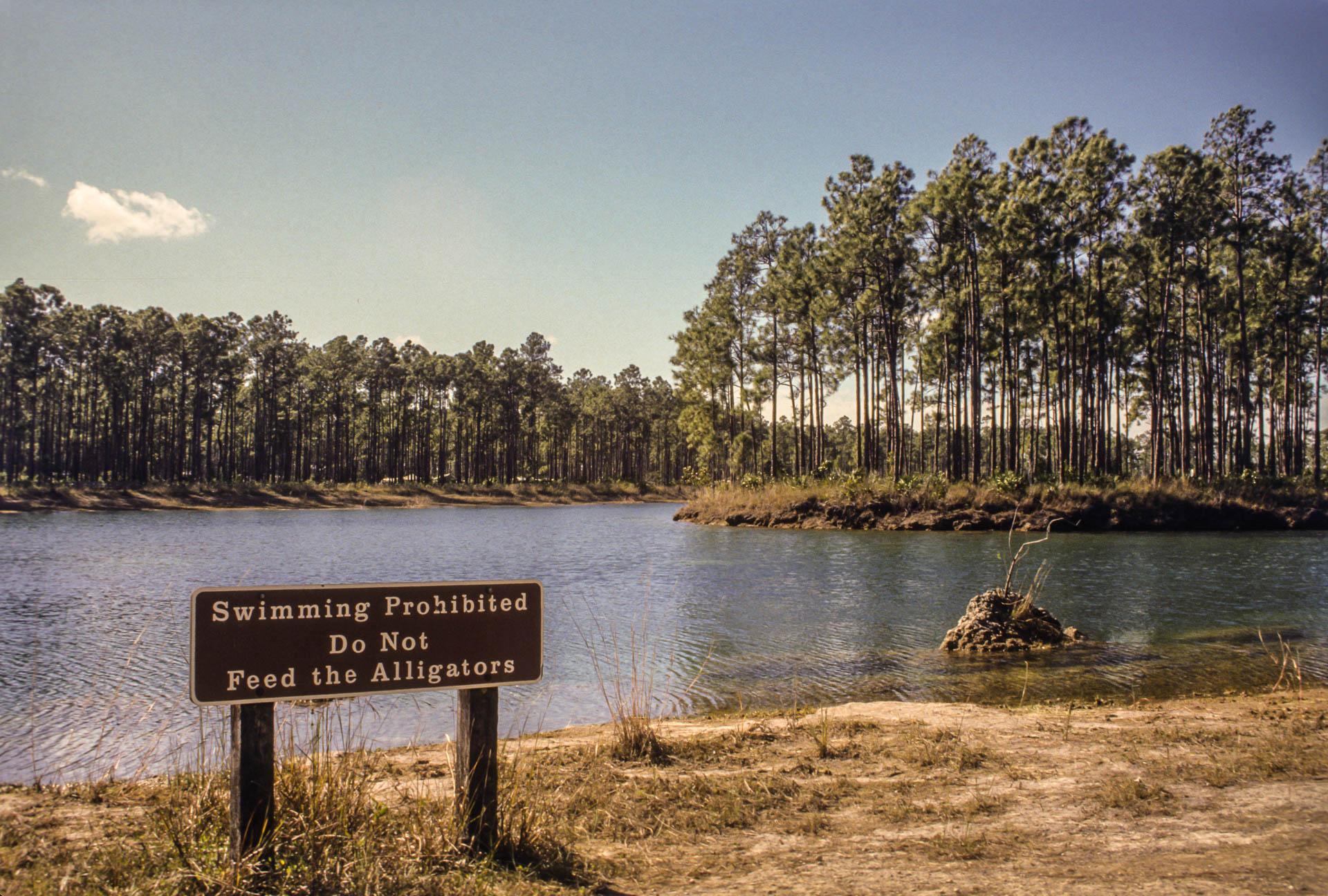 Everglades national park, 1987