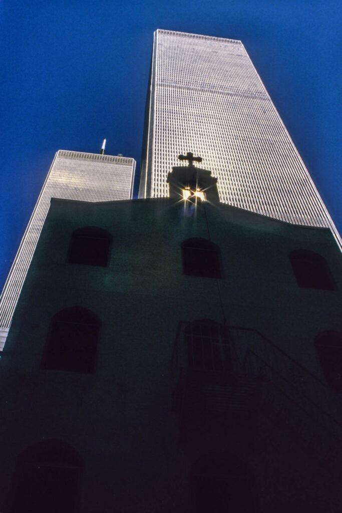 Saint Nicholas church, New York City, 1987